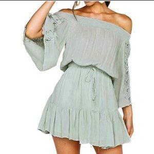 Beautiful Mint Dress